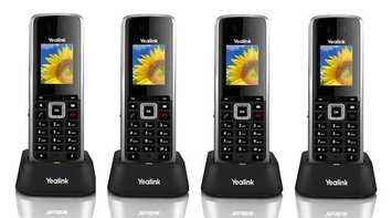 Yealink SIPW52H (4 Pack) Business IP DECT Phone