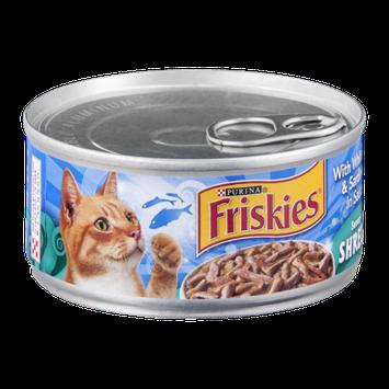 Purina Friskies Savory Shreds With Whitefish & Sardines in Sauce