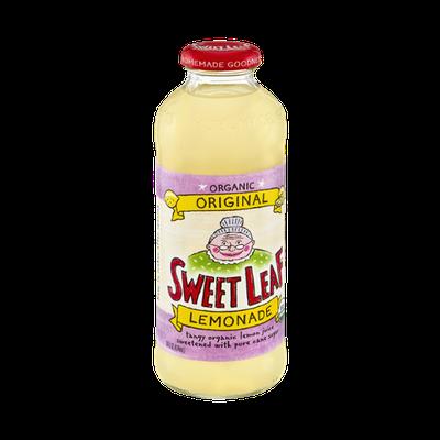 Sweet Leaf Lemonade Original Organic