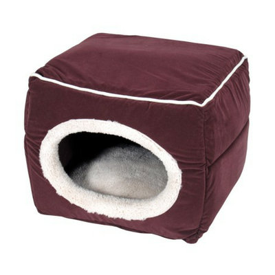 Wuxi SmartyKat Convertible Cube Cat Bed