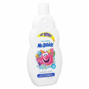 Mr. Bubble Extra Gentle Bubble Bath Liquid