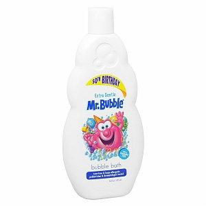 Mr. Bubble Extra Gentle Bubble Bath Liquid
