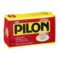 Cafe Pilon Espresso 100% Pure Ground Coffee