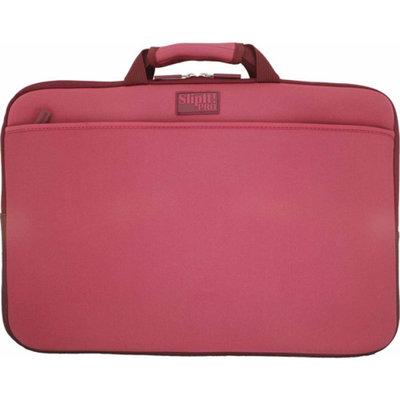 PC Treasures 07781 SlipIt Pro 17 inch Notebook PC Neoprene Case- magenta