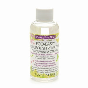 Peacekeeper Eco-Easy Nail Polish Remover