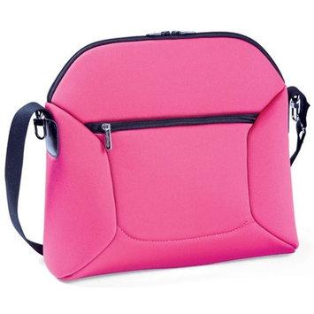 Peg-perego Borsa Soft Diaper Bag Color: Fucsia