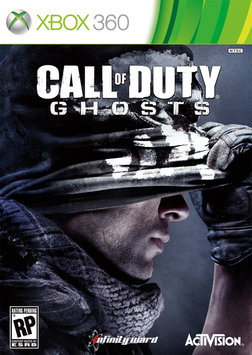 Activision 047875846814 Call of Duty: Ghosts for Xbox 360