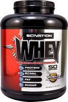 Scivation Whey Protein Vanilla 5 lbs
