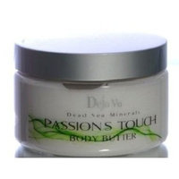 Alf's Natural Nutrition Deja Vu Passion's Touch Dead Sea Minerals BODY BUTTER