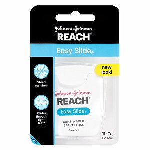 Reach Easy Slide Dental Floss