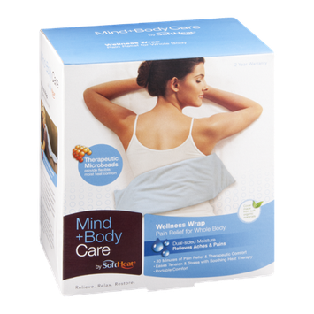 SoftHeat Mind + Body Care Wellness Wrap