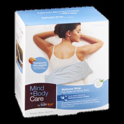 SoftHeat Mind + Body Care Wellness Wrap