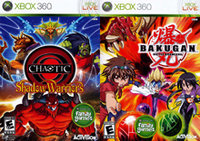 Activision Bakugan and Chaotic: Shadow Warriors 2Pack