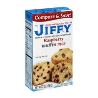 Jiffy Muffin Mix Raspberry