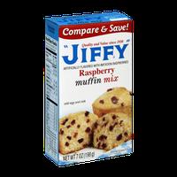 Jiffy Muffin Mix Raspberry
