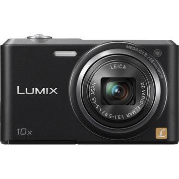 Panasonic Lumix DMC-SZ3 16.1 MP Compact Digital Camera with 20x Intelligent Zoom (Black)
