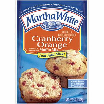 Martha White : Muffin Mix Cranberry Orange