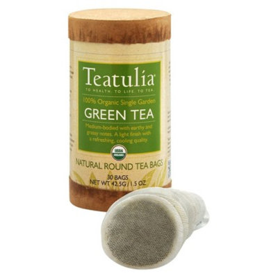 Teatulia Green Tea 30ct