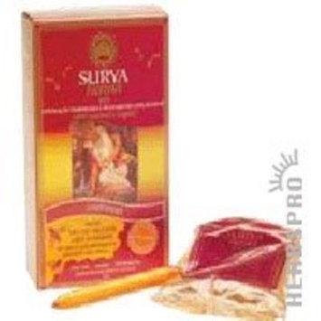 Surya Powder Red 1.76oz from Surya Henna
