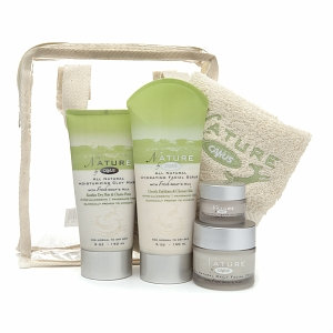 Nature by Canus Facial Wellness Gift Set