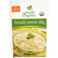 Simply Organic Certified Organic French Onion Dip Mix