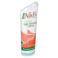 Nads hair removal creme, sensitive with soothing honey and chamomile 6.8oz (Pack of 2)