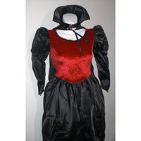 L.V. Sized 8-10 Vampire Countess Dracula Girl Costume