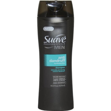 Men 2 In 1 Anti Dandruff Shampoo and Conditioner By Suave, 14.5 Ounce