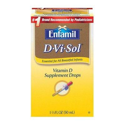 D-Vi-Sol Liquid Infant Vitamin