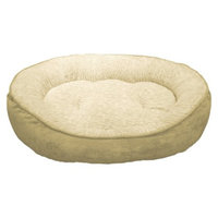 Arlee Home Fashions Canine Creations Cuddler Pet Bed - Sand (36x30