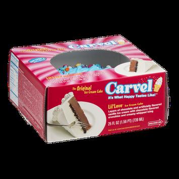 Carvel Ice Cream Cake Lil' Love
