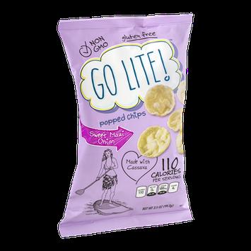 Go Lite! Popped Chips Sweet Maui Onion