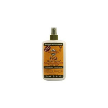 All Terrain Kids Herbal Armor Natural Insect Repellent, 8 fl oz