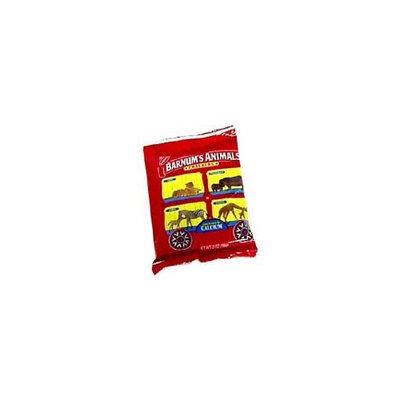 Kraft Foods Barnums Animal Crackers: 72 - 2 oz. packets per case