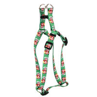 Yellow Dog Design SI-SC101S Santa Claus Step-In Harness - Small