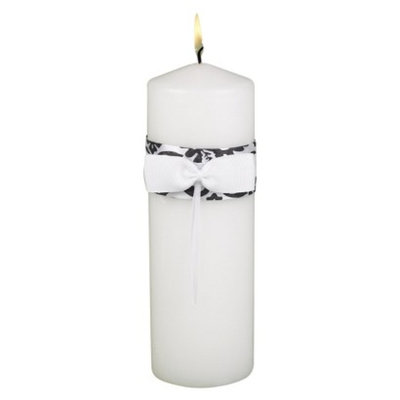 Hortense B. Hewitt Enchanted Unity Candle - Black