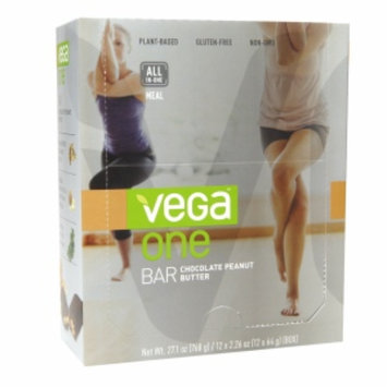 Sequel Vega One All-In-One Meal Bars - Chocolate Peanut Butter