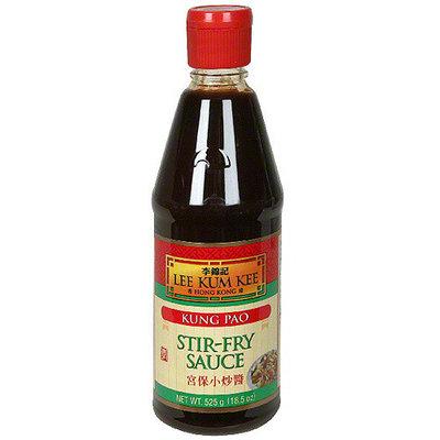 Lee Kum Kee Kung Pao Stir-Fry Sauce, 18.5 oz (Pack of 12)