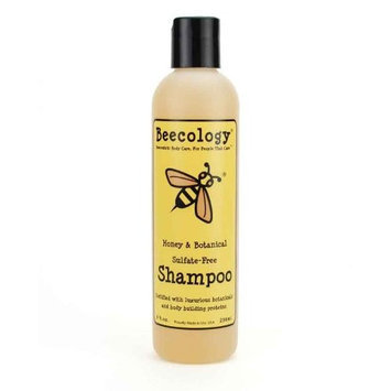 Beecology Beessential Natural Honey and Botanical Sulfate Free Shampoo--8 Oz.