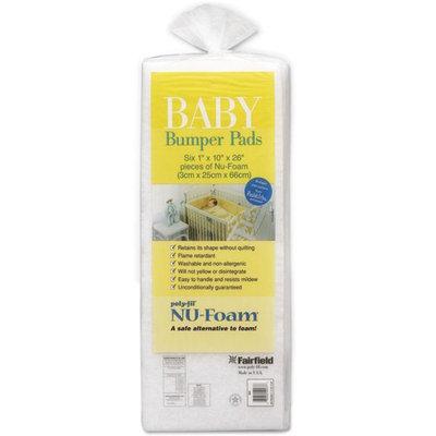Fairfield Poly-Fil Nu-Foam Baby Bumper Pads