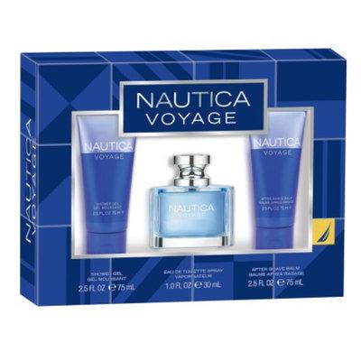Nautica Voyage Men's Fragrance Set 3 Piece