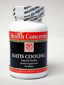 Health Concerns Isatis Cooling 90t