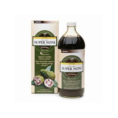 GNC Natural Brand Organic Super Noni