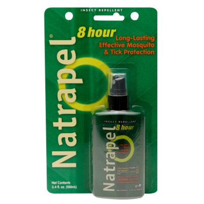 Natrapel 8 Hour Insect Repellent Carded Pump, 3.4 oz