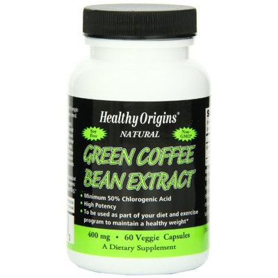 Healthy Orgins Healthy Origins Green Coffee Bean Extract Multi Vitamins, 400 Mg, 60 Count