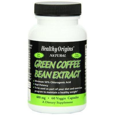 Healthy Orgins Healthy Origins Green Coffee Bean Extract Multi Vitamins, 400 Mg, 60 Count