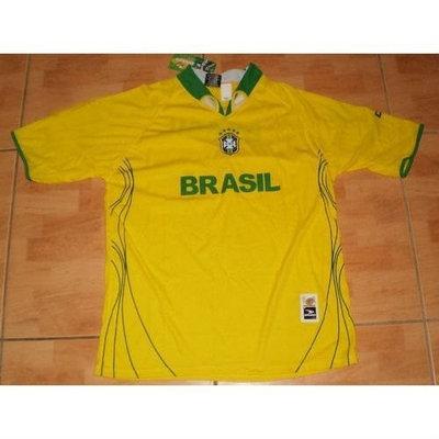 DRAKO INC Brasil PRO Soccer Jersey :: PRO Futball Jersey #KD (Medium / Large)
