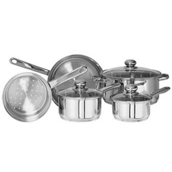 Kinetic Classicor Stainless Steel 8 Piece Set