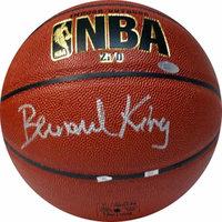 Steiner Sports Bernard King Autographed NBA Indoor Outdoor Basketball