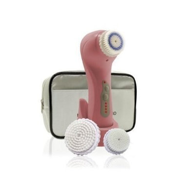 Nutrasonic Nutra Sonic Essential Series PE8008P Face and Body Cleansing Brush Pink 4-speed